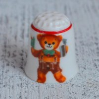 Напёрсток REUTTER GERMANY TEDDY BEAR  nfd-0017